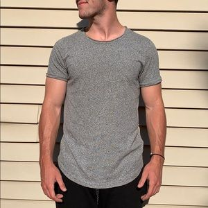 Hollister Gray Tee